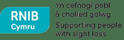 rnib-cymru-logo