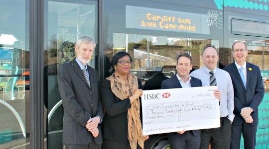 Cardiff Bus CIB 1