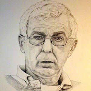 Sketch of Jeff Goodwin